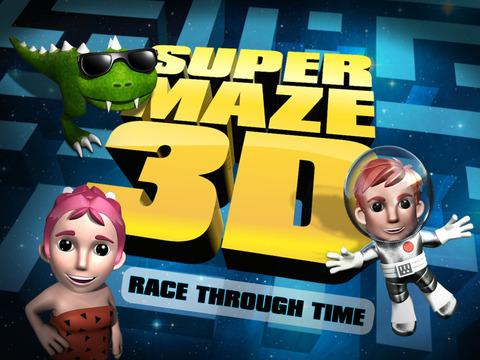 Super Stone Age Maze 3D Time Race - Fun Dino Escape Challenge screenshot 10
