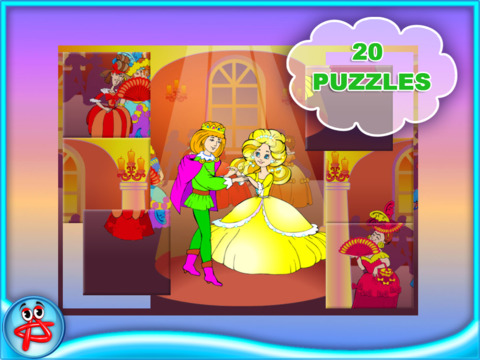 Cinderella Classic Fairy Tale: Book for Kids screenshot 10