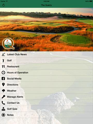 The Quarry Golf Club TX screenshot 3