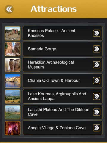 Crete Island Tourism Guide screenshot 8