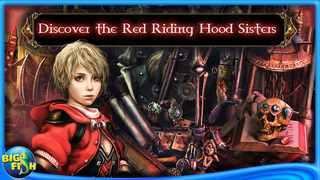 Dark Parables: The Red Riding Hood Sisters - A Hidden Object Fairy Tale (Full) screenshot 1