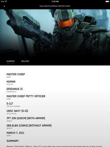 Halo Channel screenshot 10