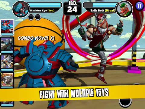 Battle of Toys screenshot 8