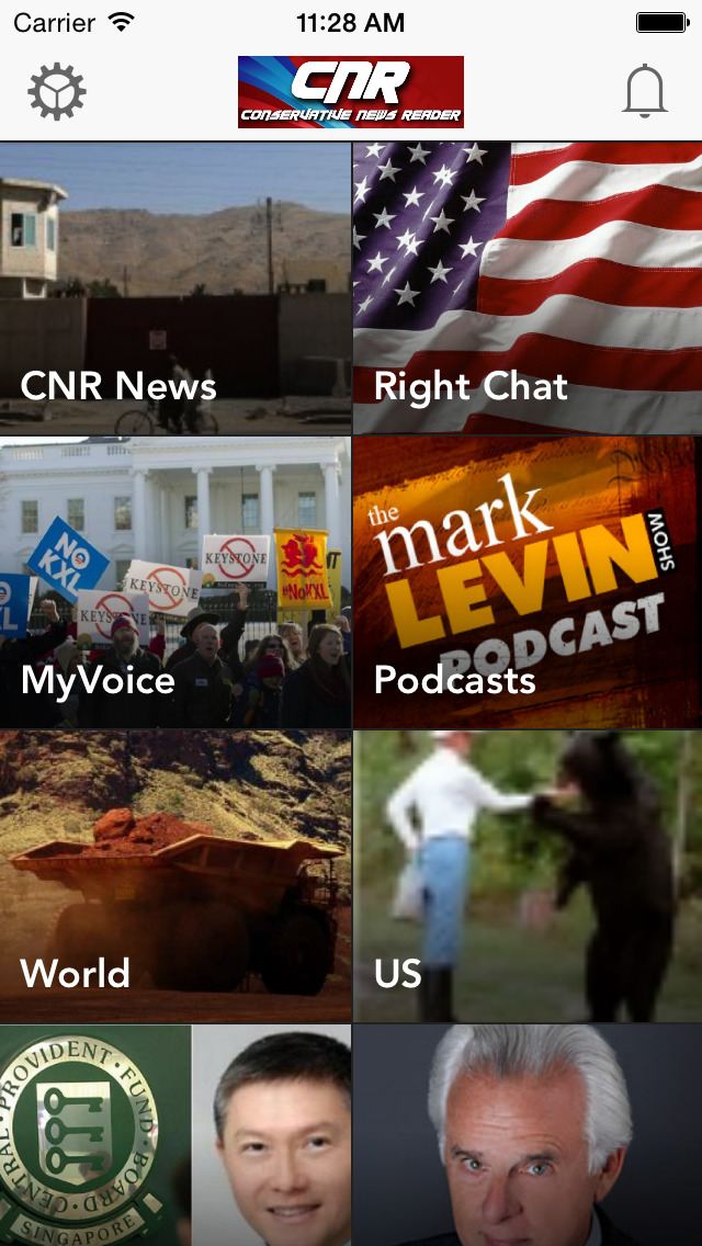 CNR: Conservative News Reader screenshot 2