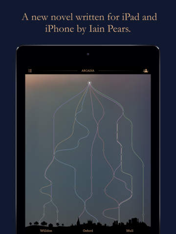 Arcadia by Iain Pears screenshot #1