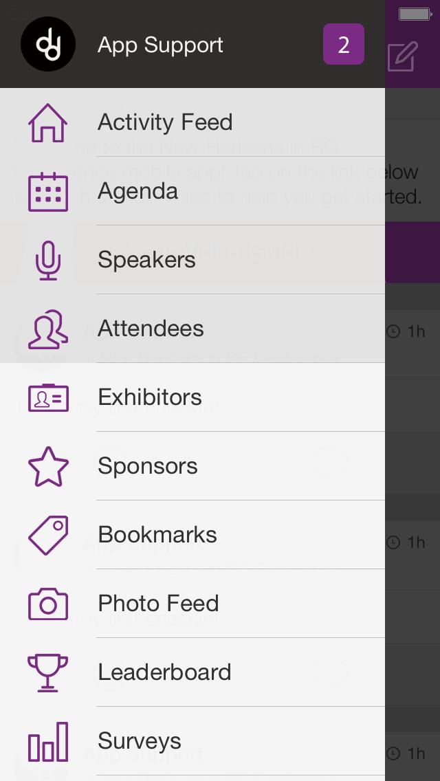ENA Events screenshot 3