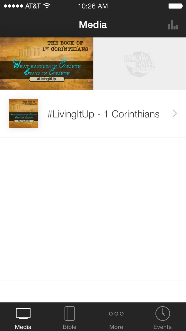 Calvary Chapel LakeBuenaVista screenshot 1