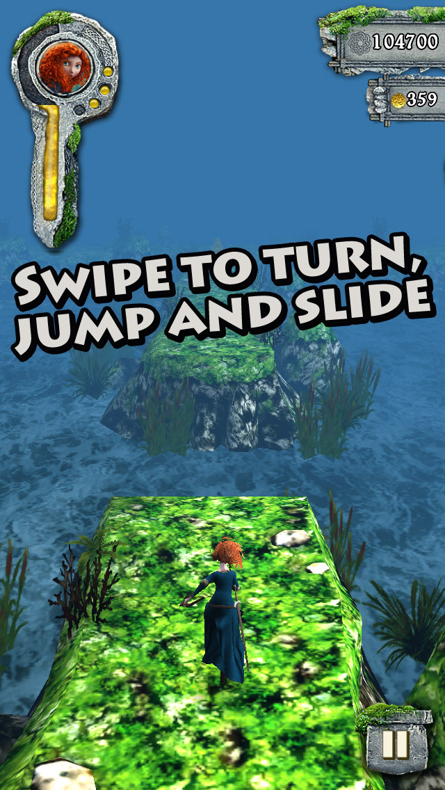 Temple Run: Brave screenshot 2