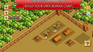 ROMAN LEGION STRATEGY BATTLE screenshot 1