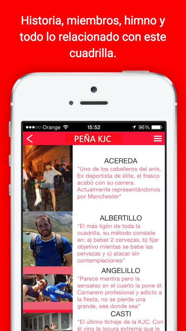 KJC peña fitera screenshot 3
