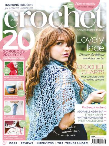 Inside Crochet Magazine screenshot 4