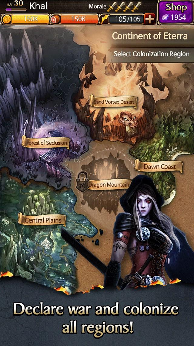 Battle for the Throne screenshot 3