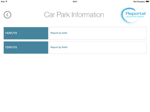 PyleCarParks - náhled