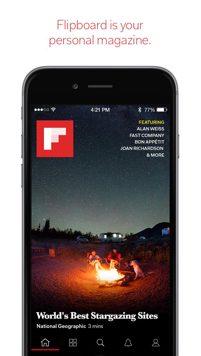 Flipboard - Latest Stories screenshot 1