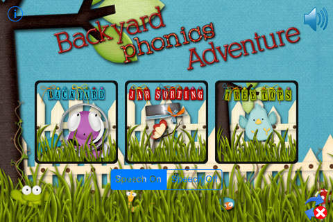 Backyard Phonics Adventure - Full Version - náhled