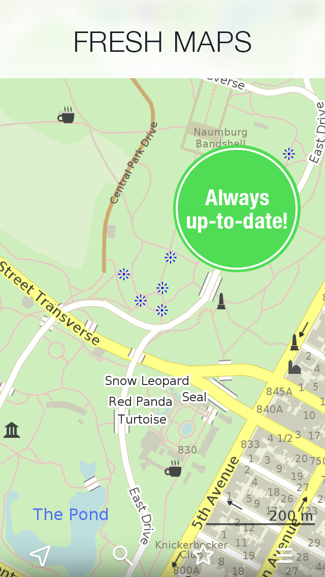 MAPS.ME - offline maps screenshot 4