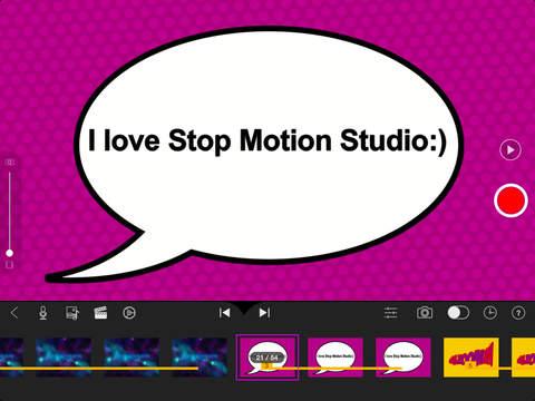 Stop Motion Studio Pro screenshot 9