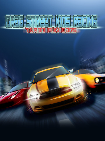 `Drag Street Theft Speed Racing - Turbo Kids Games screenshot 4