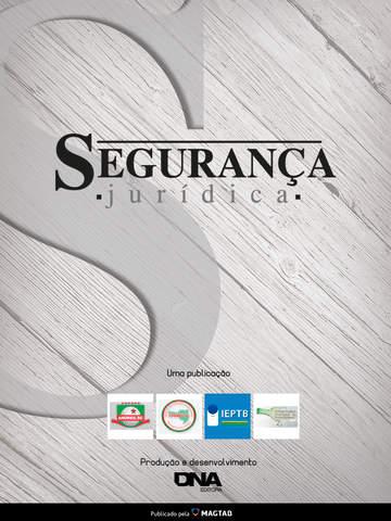 Revista Segurança Jurídica - náhled