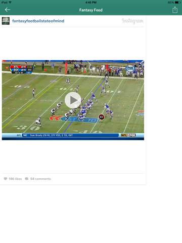 Fantasy Feed – Fantasy Football News and Updates screenshot 8