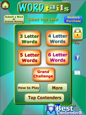 Word Tails HD screenshot 6