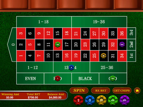 Las Vegas Casino Roulette Pro - Ultimate American roulette table screenshot 5