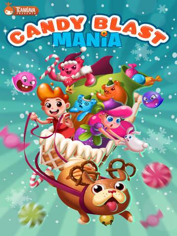 Candy Blast Mania Christmas screenshot 8
