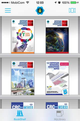 CRC Publication - náhled