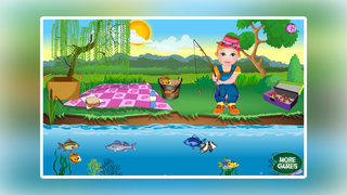 Baby Juliet Fishing Day screenshot 3