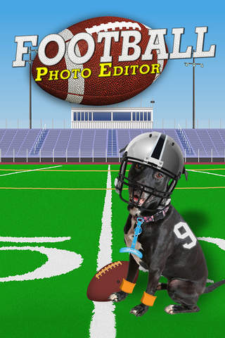 Football Player Dress Up Photo Editor Picture Post - náhled