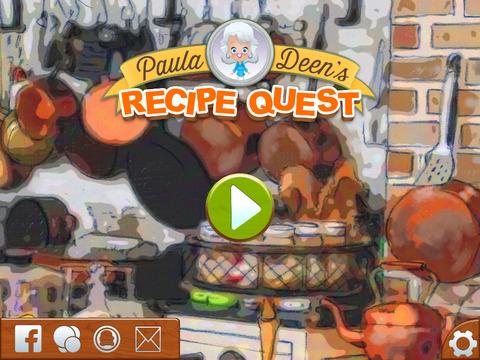 Paula Deen's Recipe Quest screenshot 5