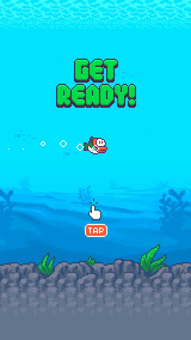 Clumsy Fish screenshot 2