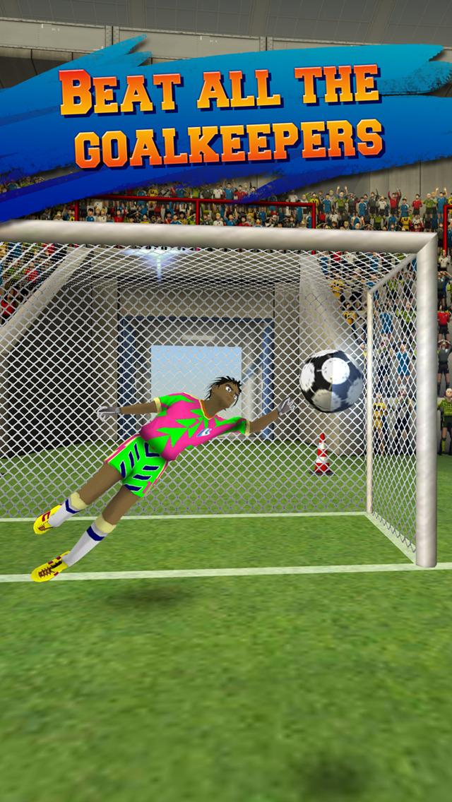 Soccer Runner: Unlimited football rush! screenshot 4