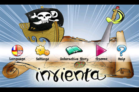 Invienta - náhled