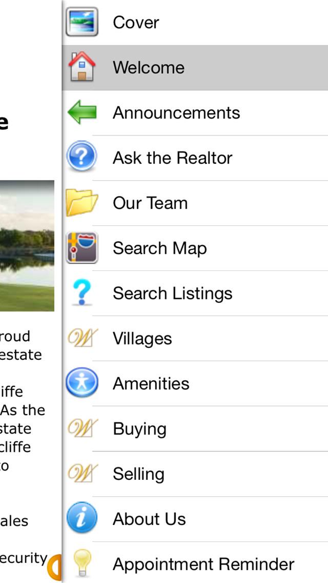 Wycliffe Realty, LLC screenshot 2