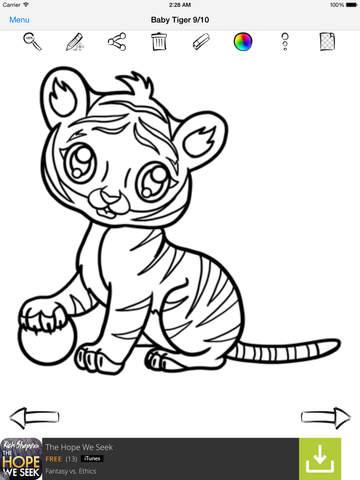 Learn To Draw Cute Anime Animals screenshot 7