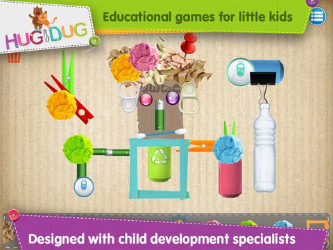 Little Creator - HugDug kids and toddlers make art like grown ups! screenshot 5