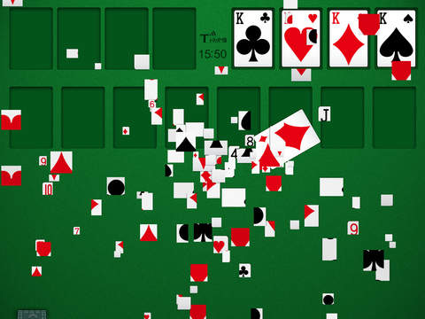 Ace FreeCell Free for iPad and iPhone screenshot 10
