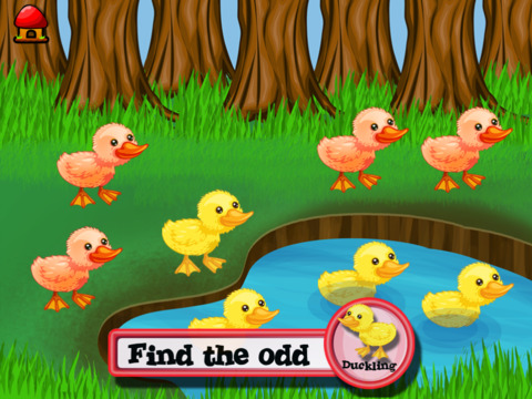 Brain Trainer – Odd One Out For Kid's HD Lite screenshot 8