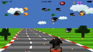 Crazy Bike Racing screenshot 3