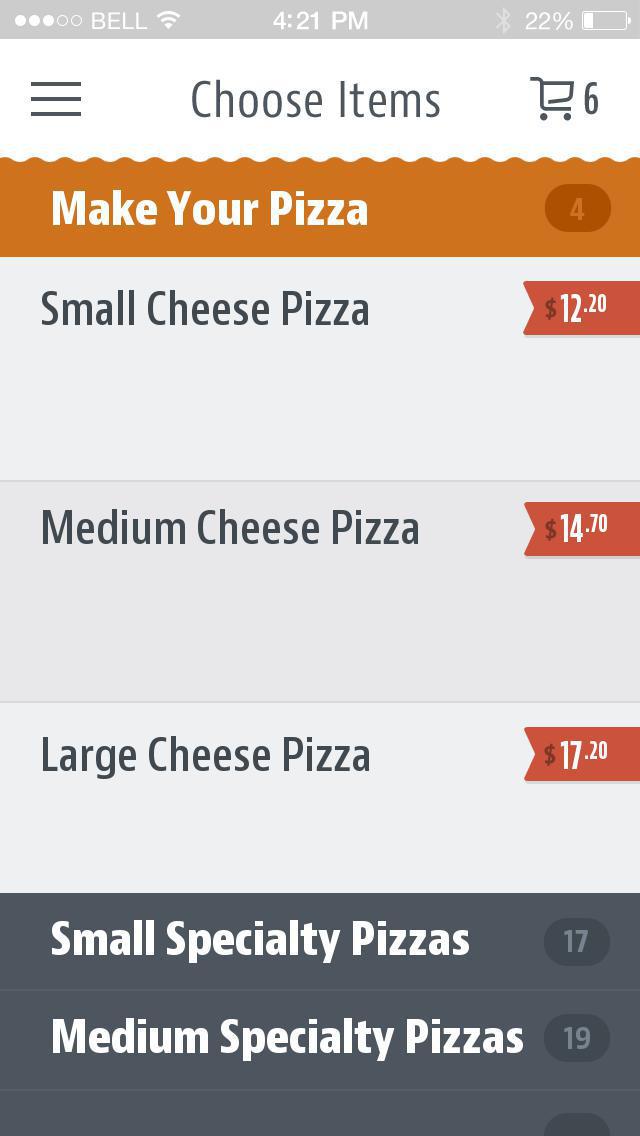 Bernal Heights Pizzeria screenshot 3
