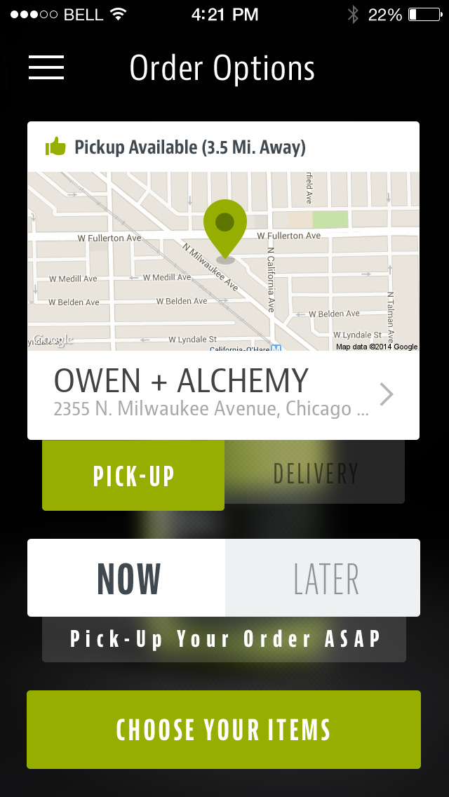 OWEN + ALCHEMY screenshot 2