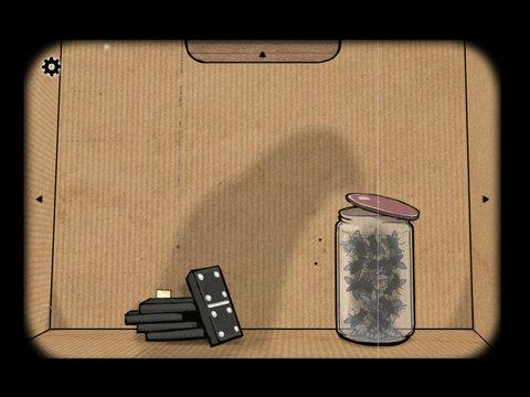 Cube Escape: Harvey's Box screenshot #3