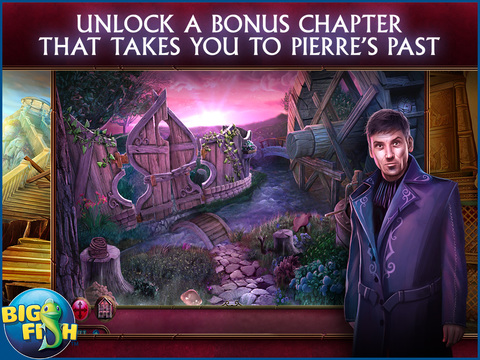 Nevertales: Shattered Image HD - A Hidden Object Storybook Adventure screenshot 4
