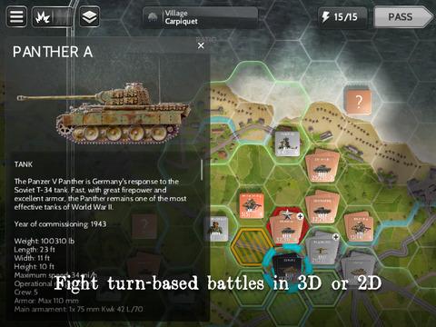 Wars and Battles - Strategy & History screenshot 3