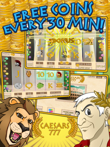 `Adventure Ceasars Slots Free screenshot 6