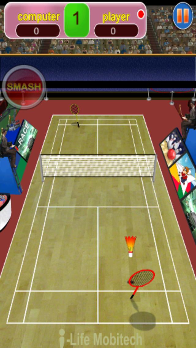 Badminton Club screenshot 5