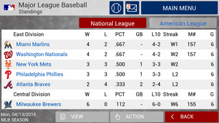 MLB Manager 2015 screenshot 5