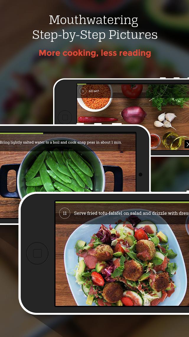 KptnCook Recipes & Cooking screenshot 5