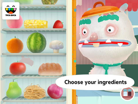 Toca Kitchen 2 screenshot 9